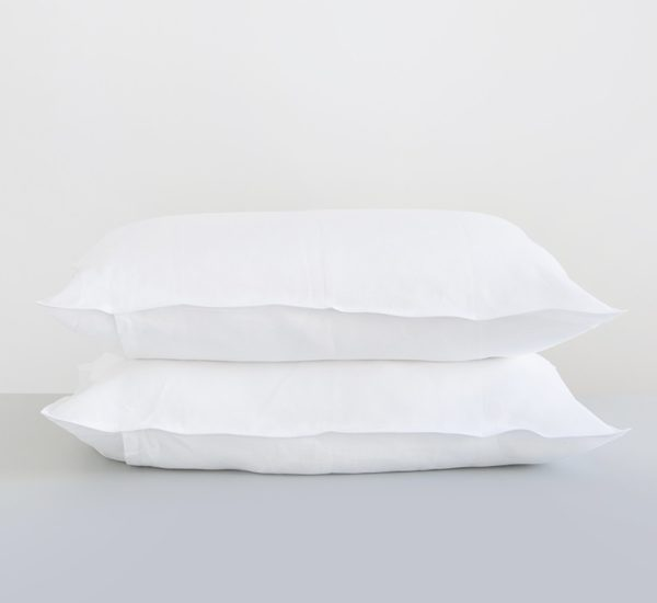 Pillowcase 100%Linen White