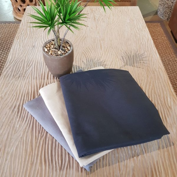 Flat Sheets - Hemp (Summer Linen)