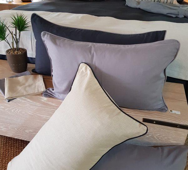 Hemp Linen Pillowcase
