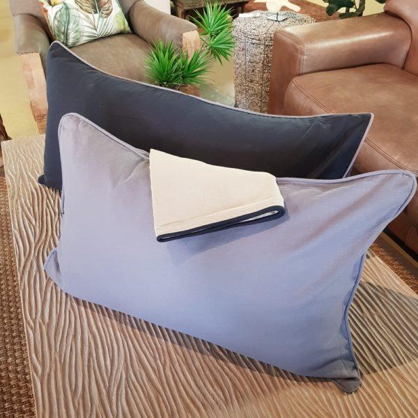 Pillowcase Set of 2 - Hemp (Summer Linen)
